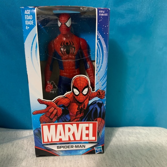 Mini figures Spider Men